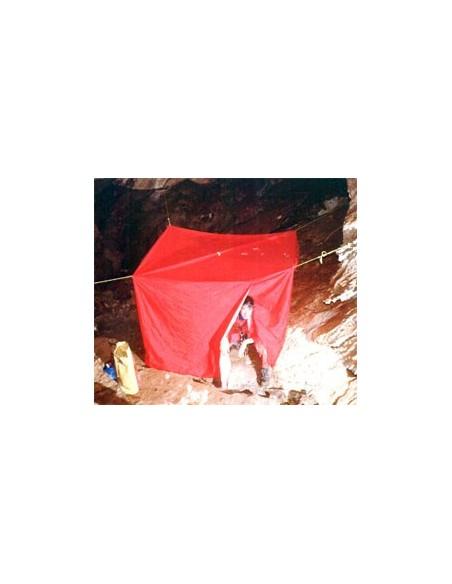Tienda para vivac en cueva Steinberg