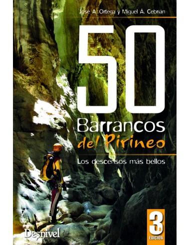 Libro 50 barrancos del pirineo