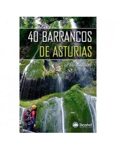 Libro 40 barrancos de Asturias