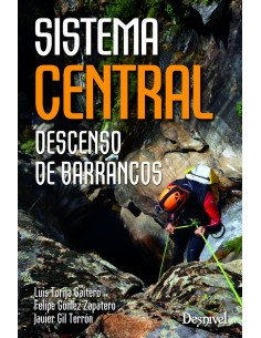 LIBRO SISTEMA CENTRAL DESCENSO DE BARRANCOS