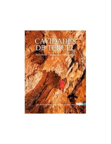 Libro cavidaes de Teruel (25 cuevas y simas de la provincia)