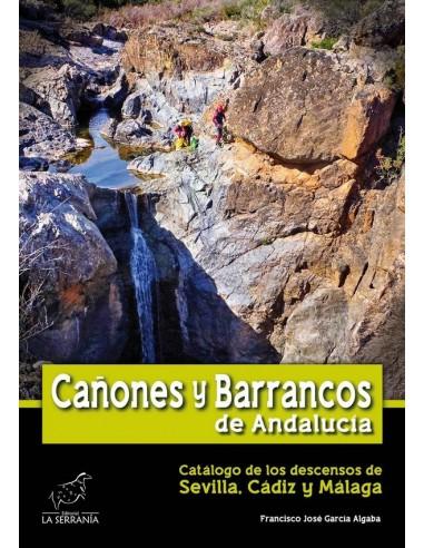 Libro cañones y barrancos de Andalucia