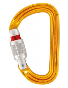 Mosqueton Sm´D Screw Lock Petzl