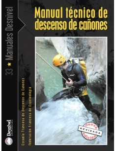 Manual técnico de descenso de cañones