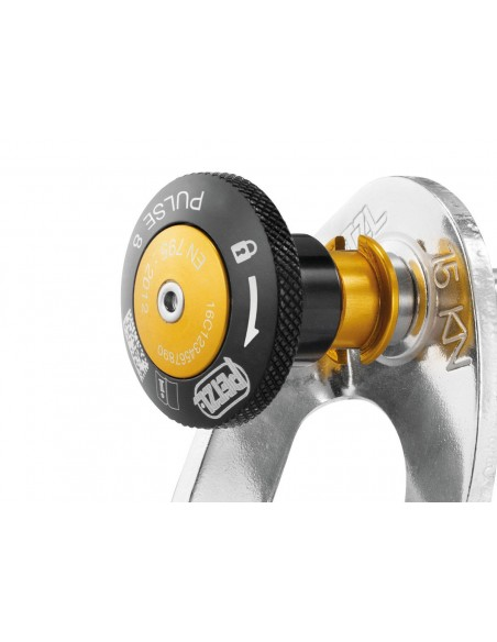 Anclaje amovible  pulse Petzl 8 mm
