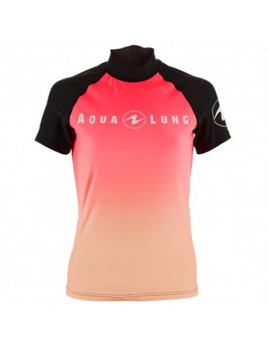 WOMEN´S T-SHIRT IN LICRA NEW MODEL 2018 AQUALUNG
