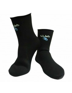 3mm seland neoprene sock