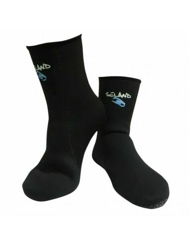 3mm seland neoprene sock