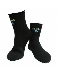 5 mm neoprene sock seland