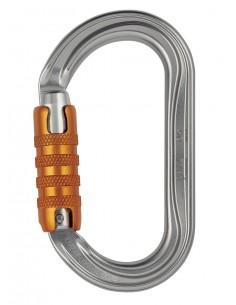 Mosqueton OK triact lock Petzl