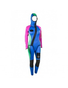 wetsuit cany lady axe aventure