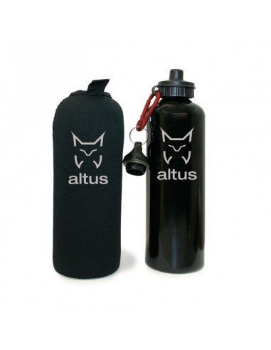 ALUMINUM BOTTLE + 1L NEOPRENE COVER....