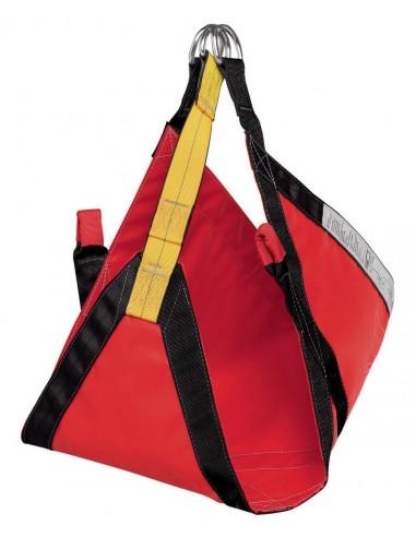 Evacuation triangle Bermude Petzl